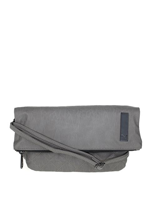 Puma Messenger / Askılı Çanta Gri